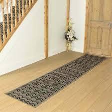 chevron runner rug chevron brown sisal style hallway carpet runner rug mat long hall black and