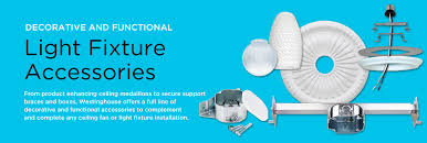 westinghouse lighting accessories