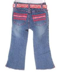 Bongo Shorts Size Chart Bongo Toddler Girls Embroidery Denim Jeans Overstock Com Shopping The Best Deals On Girls Pants Shorts