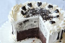 Make Your Own Ice Cream Cake Girl Inspired