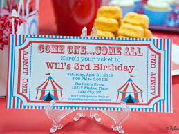Circus Theme Invitation Ultimate List 100 Carnival Theme Party Ideas By A Professional