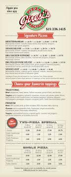 giresi s pizza menu front