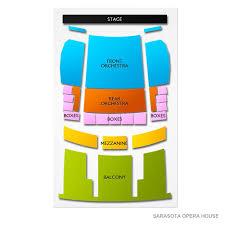 Sarasota Opera House Seating Chart La Boheme Sarasota Tickets 3 19 2020 7 30 Pm Vivid Seats
