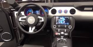 2015 ford mustang interior. mustang steering wheel looks like 2015 ford interior r