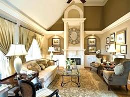 vaulted ceiling decorating ideas living room elegant winter gold with decor love everything curtains shelf