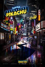 An Early Look at POKÉMON Detective Pikachu