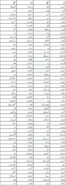 stani s ic names with urdu meaning