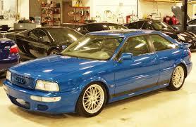 1991 Audi Coupe quattro | German Cars For Sale Blog