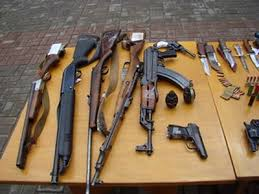 Кримінальна відповідальність за незаконне поводження з бойовими припасами, вибуховими речовинами та пристроями