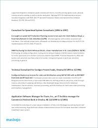 Software Developer Sample Resume Best of Resume For Software Engineer Engineer Resume Sample Engineering