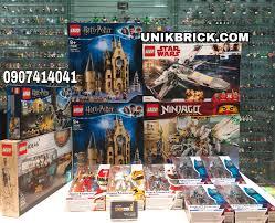Đồ Chơi LEGO giá rẻ CHÍNH HÃNG ở HCM Sài Gòn và Hà Nội Việt Nam – UNIK  BRICK