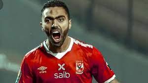 حسين الشحات يسجل هدف التعادل لـ الأهلي أمام بيراميدز