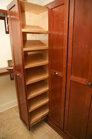 Custom Shoe Storage traditional-closet