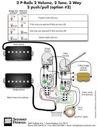 2 volume 2 tone wiring golkit com 2 Pickup Guitar Wiring guitar \& bass pickup wiring artist relations 2 pickup guitar wiring