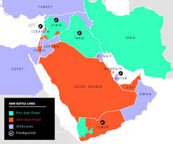 Rand qatar policy institute resource for objective analysis of important. Qatar Kuwait And Oman Middle East Battle Lines