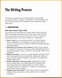 examples of process analysis essay co examples