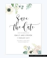 Save The Date Designs Shania Digital Save The Date