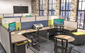 l desk office. Office : Furniture Modern Design With Elegant L Shaped Desk Plus Small Cabinet Sliding Drawer And Comfortable Armchairs An Attractive