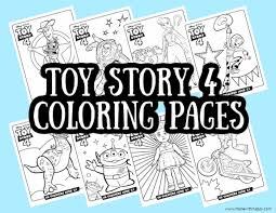 Explore 623989 free printable coloring pages for you can use our amazing online tool to color and edit the following disney movie coloring pages. Free Printable Toy Story 4 Coloring Pages For Kids