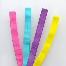 Fold Over Elastic Headband