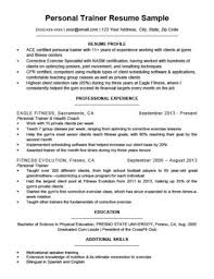 Personal Trainer Cover Letter Sample & Tips | Resume Companion