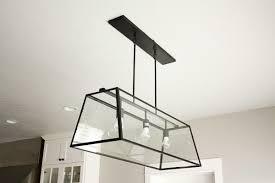 farmhouse lighting fixtures. A Modern Farmhouseinspired Light Fixture For Kitchen Breakfast Nook Farmhouse Lighting Fixtures O