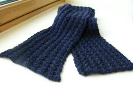 Easy Knit Scarf Pattern Free Awesome Decoration