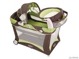 graco bedroom bassinet. what a steal! graco\u0027s modern playard with bassinet graco bedroom