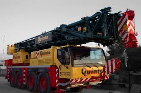 Up To 100 Tonnes Quinto Crane And Plant