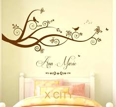 mural stencils wall stencil in conjunction with tree for bedroom as well nursery trees small plaster stencil