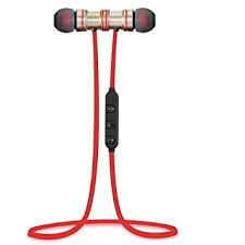 <b>Wireless Bluetooth Ear</b> Phones Magnet Earphone for Gym: Amazon ...