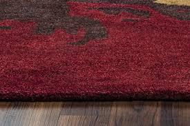 large size of red tan and black area rugs highland autumn season wool rug in sacred