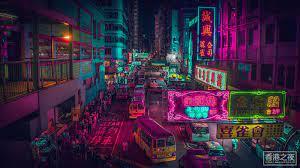 Neon Tokyo Wallpapers - Wallpaper Cave