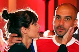 Cristina Serra y Pep Guardiola. Cristina Serra y Pep Guardiola. - Cristina-Serra-y-Pep-Guardiola-