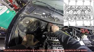 3 4 3 1 cylinder head gasket installation replacement 3 4 3 1 cylinder head gasket installation replacement