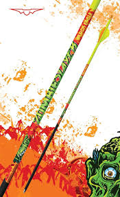 Zombie Slayer Crested Arrows