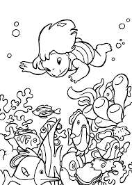 Lilo And Stitch Coloring Page Coloring Pages