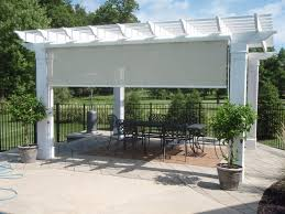 free standing canvas patio covers. Canvas Pergola Shade Screen For With Canopy Freestanding Free Standing Patio Covers N