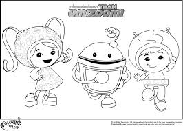 Small Picture Team Umizoomi Coloring Pages Coloring Home