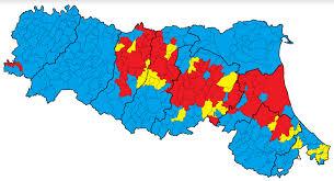 Addio all'Emilia-Romagna rossa? - YouTrend