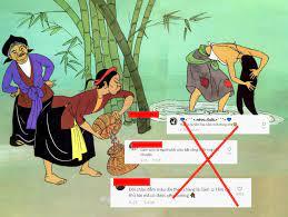 Tifosi - MỘT SỐ TIKTOKER: HÃY NGỪNG XUYÊN TẠC VÀ BÓP MÉO TRUYỆN CỔ TÍCH! Tấm  Cám là một trong những truyện cổ tích nổi tiếng nhất Việt Nam, được dịch ra