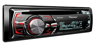 deh x8500bh cd receiver with full dot lcd display, mixtrax Pioneer Deh 225 Wiring Diagram staticfiles pusa images product images car deh x8500bh_angle1 Pioneer Deh 16 Wiring-Diagram