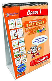 Common Core Standards And Strategies Flip Chart Newpath Learning English Language Common Core Curriculum