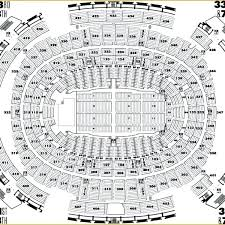 Msg Seating Chart With Seat Numbers Madison Square Garden Seating Chart Earthsista Co