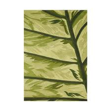 forest green 8 ft x 10 ft handmade area rug