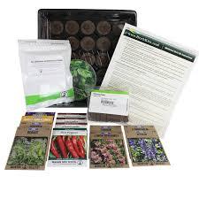 medicinal herb garden starter kit start growing fresh medicine herbs com