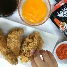 Cuci bersih potongan ayam dan tiriskan hingga airnya habis. Resepayamgorengkfc Instagram Posts Photos And Videos Picuki Com