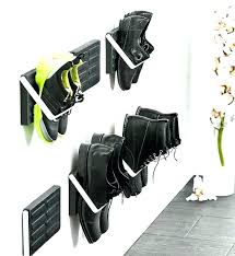 wall hanging shoe organizer wall shoe cabinet wall shoe storage s that are borderline genius wall mounted shoe shelves wall wall hanging shoe holder