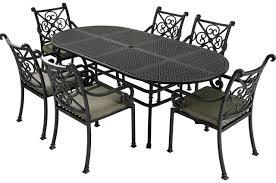 metal outdoor patio furniture. appealing metal outdoor table patio furniture earl may nursery and garden centers