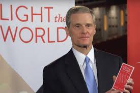 Light The World Video Elder David A Bednar Introduces The Lds Churchs Light The